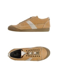 O.X.S. Low Tops And Trainers Sand