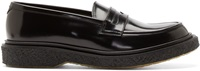 Adieu Black Type 5 Loafers