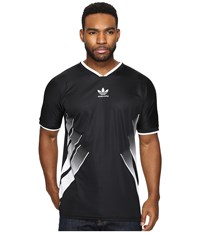 Adidas Eqt Jersey Black White Men's Short Sleeve Pullover