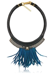Fiona Paxton Elsa Necklace Blue