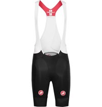 Castelli Free Aero Race Vortex And Mesh Cycling Bib Shorts Black