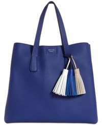 Guess Trudy Large Tote Blue