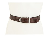 Ariat Classic Reversible Black Lizard Print Brown Croco Print Women's Belts