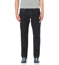Stone Island Slim Fit Tapered Jeans Wash