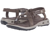 Columbia Abaco Vent Mud Silver Sage Women's Sandals Gray