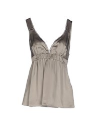 Seventy Topwear Tops Women Grey