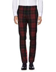 Valentino Casual Pants Red