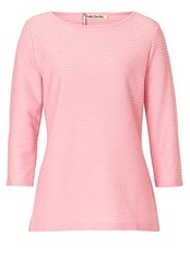 Betty Barclay Ribbed Top Pink