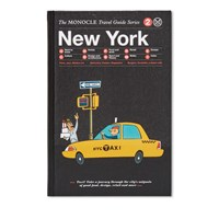 Gestalten The Monocle Travel Guide New York