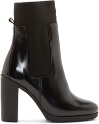 Pierre Hardy Black New Casual Ankle Boots