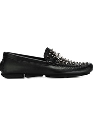 Philipp Plein 'To Use' Loafers Black