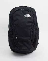 The North Face Vault Backpack In Black