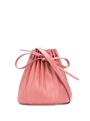 Mansur Gavriel Pleated Bucket Bag 60