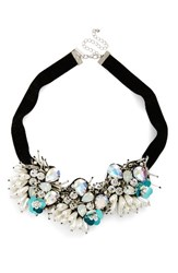 Topshop Women's Flower Necklace