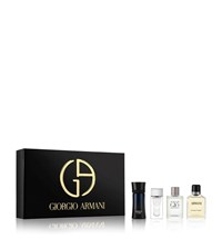 Giorgio Armani Mini Set For Men Unisex