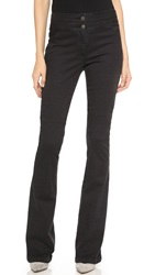 Veronica Beard Flare Leg Pants Grey