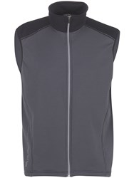 Galvin Green Denver Insula Body Warmer Grey