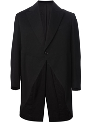 Italian Production Vintage Structured Dinner Jacket Black