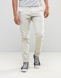Selected Homme Skinny Fit Chino Moonstruck Cream