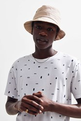 Chums Retainer Pattern Tee White