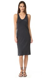 Feel The Piece Ray Tank Dress Black