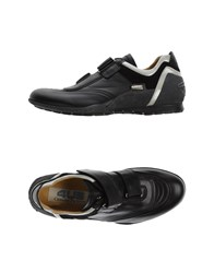 Cesare Paciotti 4Us Footwear Low Tops And Trainers Men Black