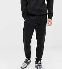 Another Influence Tall Quilted Panel Slim Fit Joggers Black