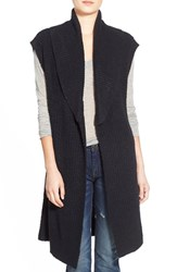 Women's Leith Shawl Collar Cardigan Vest