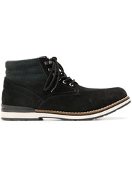 Tommy Hilfiger Outdoor Ankle Boots Black