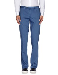 Eredi Ridelli Trousers Casual Trousers Men Pastel Blue