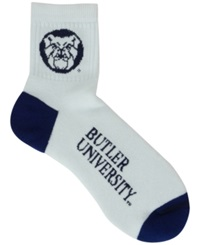 For Bare Feet Butler Bulldogs Ankle White 501 Socks