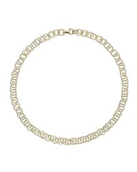 Buccellati 18K Gold Honolulu Necklace 16 L