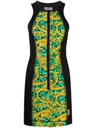 Versace Jeans Couture All Over Print Dress 60