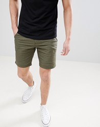 Blend Of America Chino Shorts With Belt 70595 Dusty Green