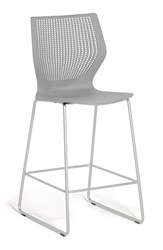 Knoll Multigeneration By Stool Counter Height Gray