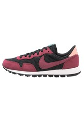 Nike Sportswear Air Pegasus '83 Trainers Black Noble Red Atomic Pink Clear Jade Sail Bordeaux