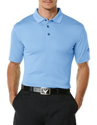 Callaway Athletic Polo Blue