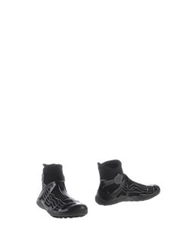 Revolution Ankle Boots Black