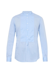 Massimo Alba Kos Washed Cotton Voile Shirt