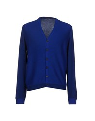 Ballantyne Knitwear Cardigans Men Blue