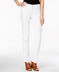 Styleandco. Style And Co. Curvy Fit Skinny Jeans Only At Macy's Bright White