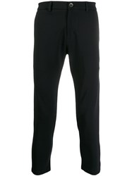 Low Brand Cropped Straight Leg Trousers 60