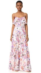 Likely Rose Dream Maxi Dress Pink Multi