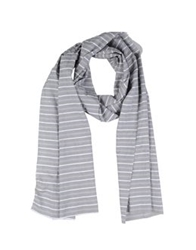 U Ni Ty Oblong Scarves Grey