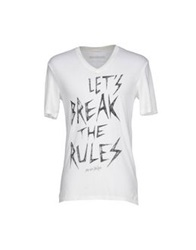 Brian Dales T Shirts White