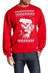 Fifth Sun Chewie Pullover Red