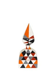 Vitra Wooden Doll N.12 Multicolor
