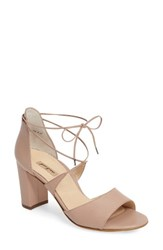Paul Green Women's Nadia Ankle Strap Sandal Rosewood Leather
