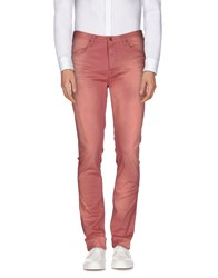 Scotch And Soda Trousers Casual Trousers Men Pastel Pink