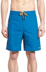 Patagonia Men's Wavefarer Board Shorts Blue